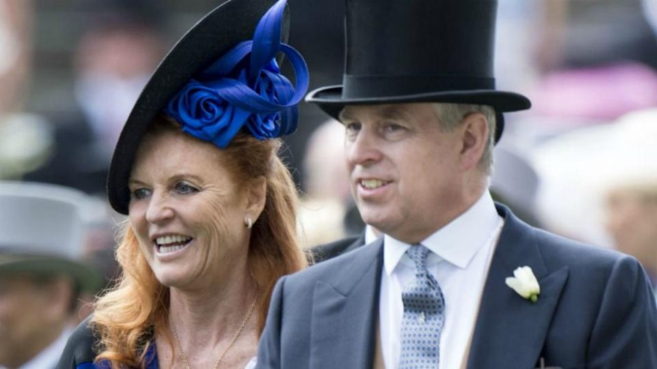 Prince Andrew and Sarah Ferguson are rumoured to be rekindling their romance