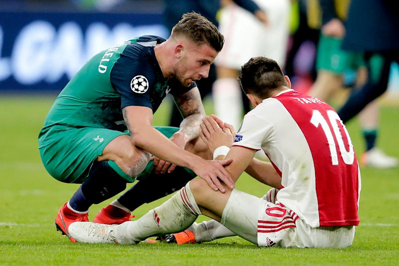 Mauricio Pochettino credits Spurs 'superheroes' for Champions League triumph over Ajax
