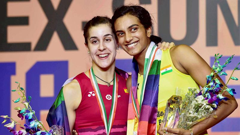 PV Sindhu Loses to Carolina Marin in Singapore Open Quarters