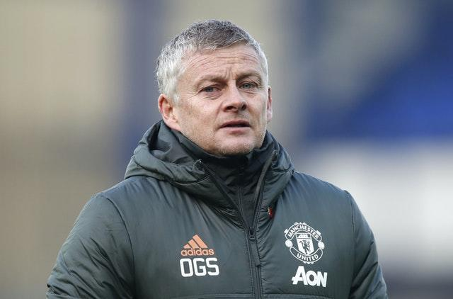 Ole Gunnar Solskjaer File Photo