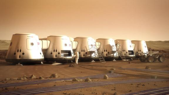 Incredible Technology: How to Live on Mars