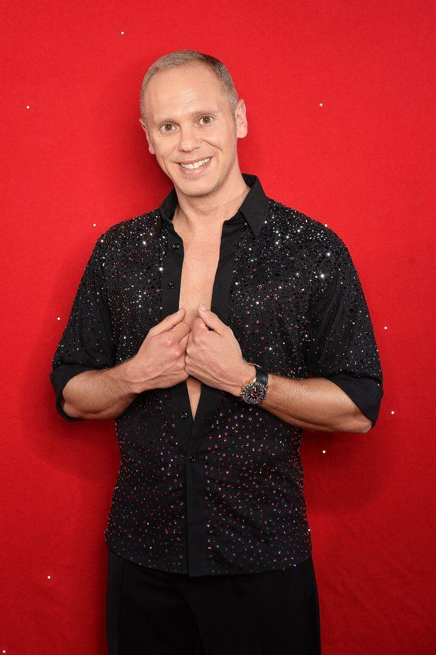 Judge Robert Rinder took part in the 2016 series of Strictly Come Dancing (Photo: Dave J Hogan via Getty Images)