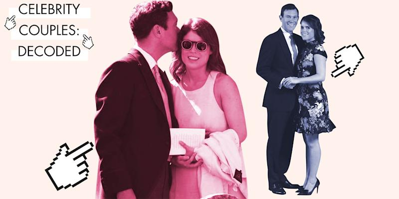 An Expert Assessed Princess Eugenie and Jack Brooksbank's