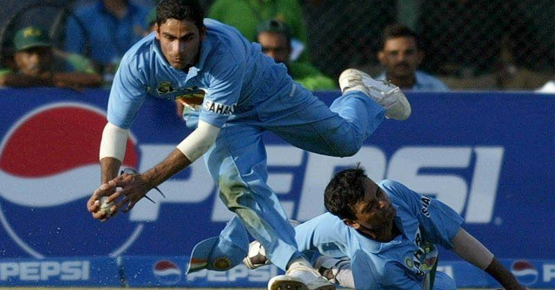 Mohammad Kaif is regarded as one of the best fielders India has ever produced