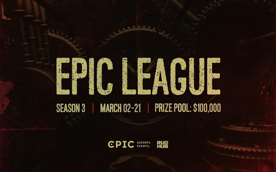 (Photo: EPIC Esports Events)
