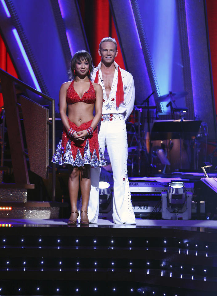 DANCING WITH THE STARS (Carol Kaelson / Walt Disney Television via Getty Images)