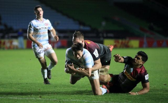 Harlequins v Racing 92 – European Champions Cup – Pool 2 – Twickenham Stoop