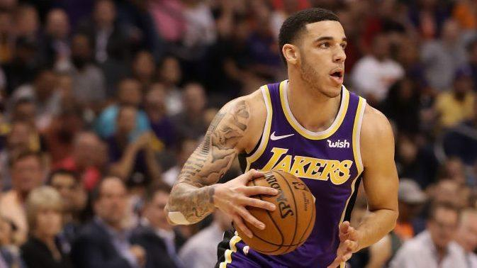 Report  Lonzo Ball to keep Lakers  starting job even with Rajon Rondo back 371f1b4a3