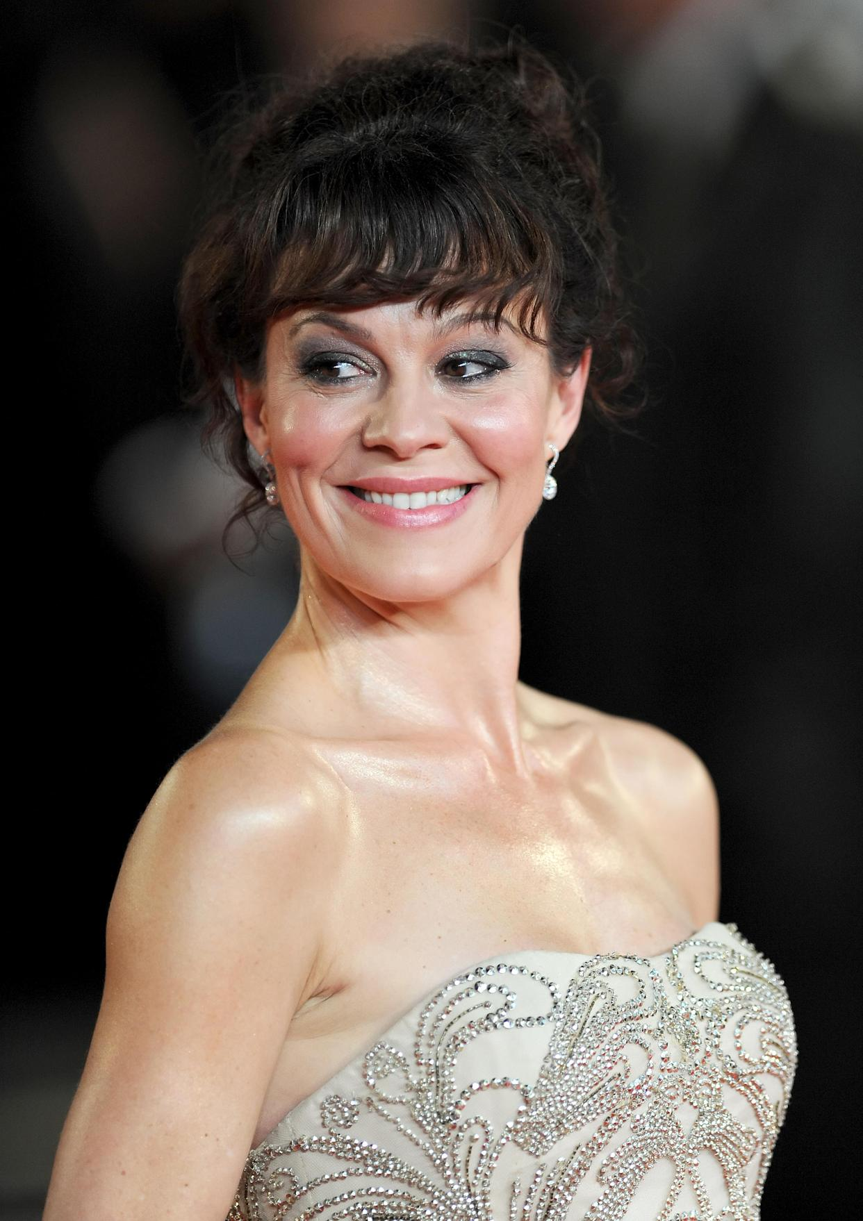 File photo dated 23/10/12 of Helen McCrory, who has died aged 52, according to her husband Damian Lewis. Issue date: Friday April 16, 2021.