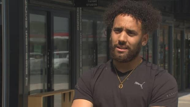 """""""Not a lot of people know how to move their bodies... It's a very ignorant statement to say 'just, go for a run,'"""" fitness studio owner Eddy Bucardo said."""