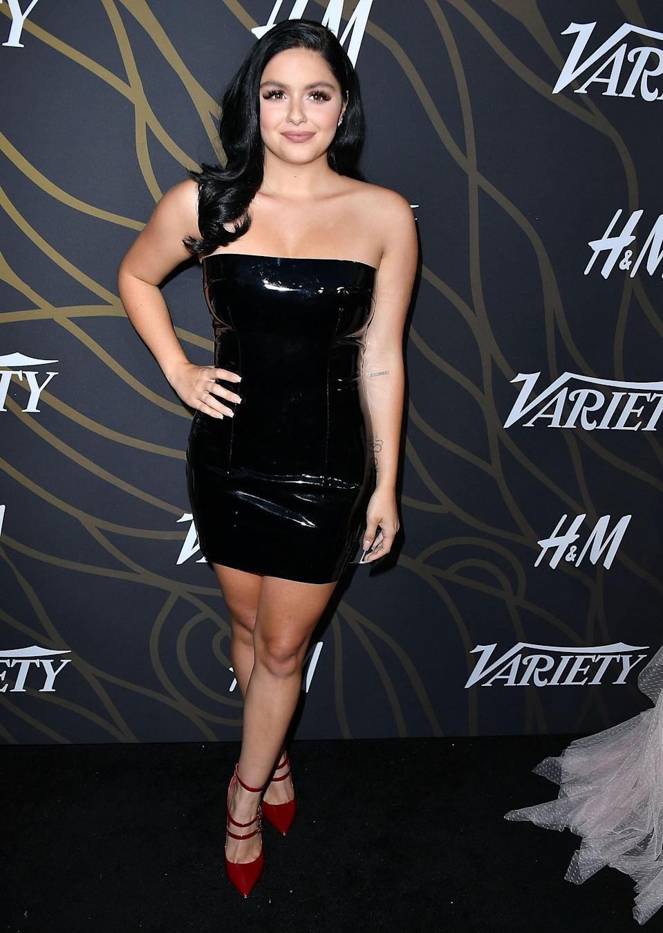 Our favorite Ariel Winter look ever, hands down.