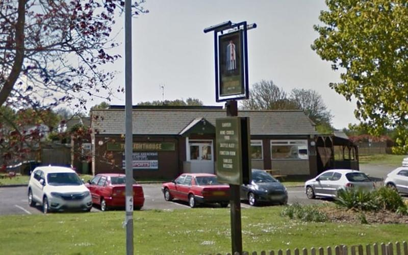 The Lighthouse Inn has closed after a man went there on Saturday night tested positive for coronavirus - Google