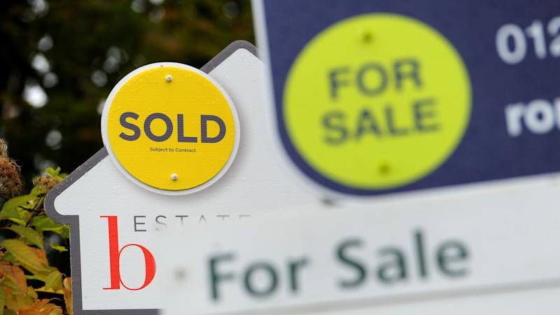 Annual house price growth slowed to six-year low in October, says index