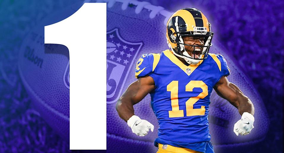 <p>It has been a while in these power rankings since the gap between the No. 1 and 2 team has been so large. There's no realistic case you can make for any other team being No. 1.<br>(Brandin Cooks) </p>