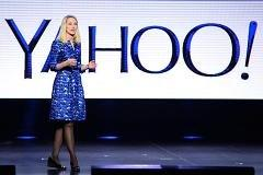 Yahoo earnings top expectations, revenue in line