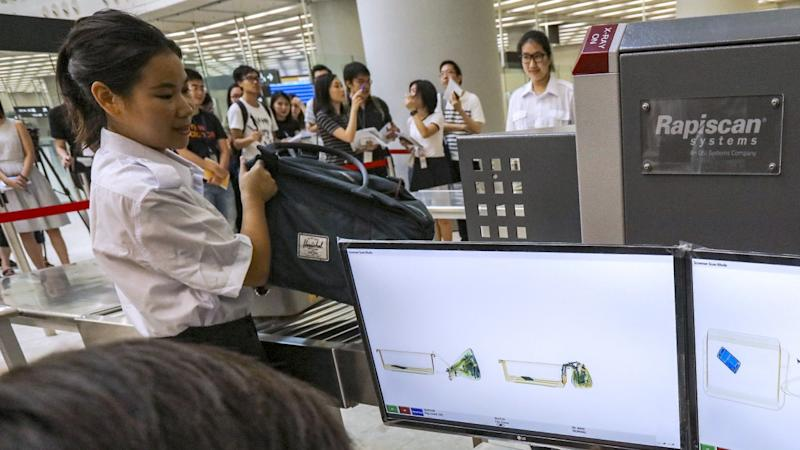Hong Kong's MTR Corp seeking more flexible baggage rules for high-speed rail link to mainland China amid concerns over strict limits