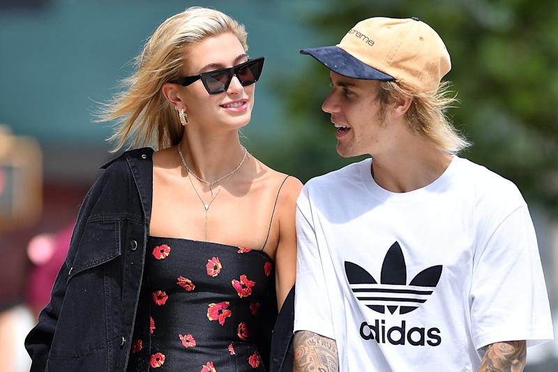 Hailey Baldwin and Justin Bieber are rumoured to have married in September: Robert O'neil / SplashNews.com