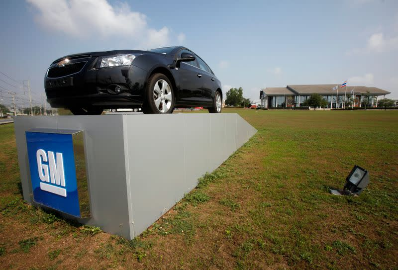 General Motors to lay off all 1,500 plant workers in Thailand following sale
