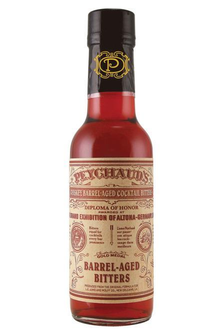 """<p><b>Barrel-Aged Bitters</b></p><p>Add a dash of these 140-day-aged Peychaud's bitters when making a Sazerac or Vieux Carré. <i><a href=""""https://thesazeracgiftshop.com/index.php?main_page=product_info&cPath=2&products_id=51&zenid=ecdad32e980c22cc56ae29a64597c653"""" rel=""""nofollow noopener"""" target=""""_blank"""" data-ylk=""""slk:$17, The Sazerac Gift Shop"""" class=""""link rapid-noclick-resp"""">$17, The Sazerac Gift Shop</a></i></p><p><b><br></b></p><p><br></p>"""