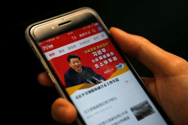 The apps and websites offering a window into China