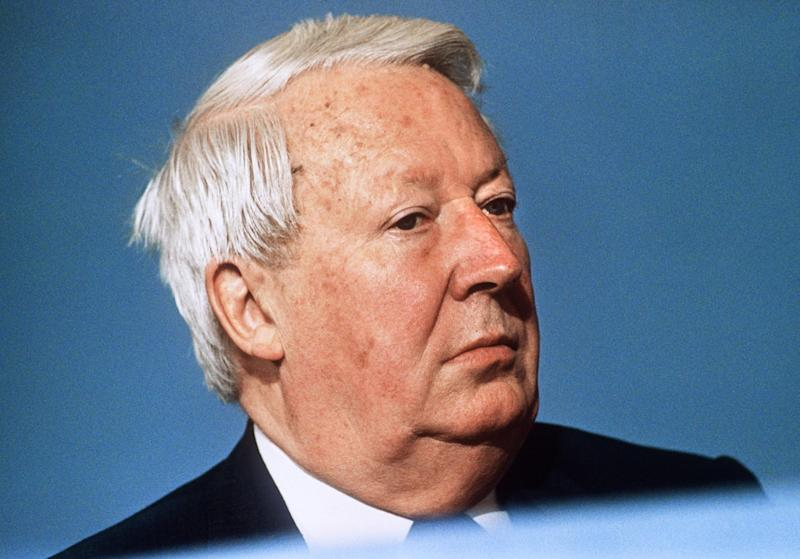Former British Prime Minister Edward Heath was a lifelong bachelor who faced persistent rumours that he was secretly gay