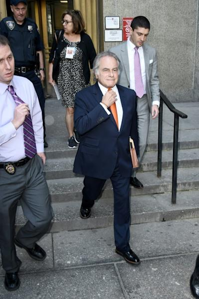 Harvey Weinstein's attorney Benjamin Brafman, a star criminal defense lawyer with a record of successfully defending celebrities like Michael Jackson, Sean P. Diddy Combs, and Dominique Strauss-Kahn