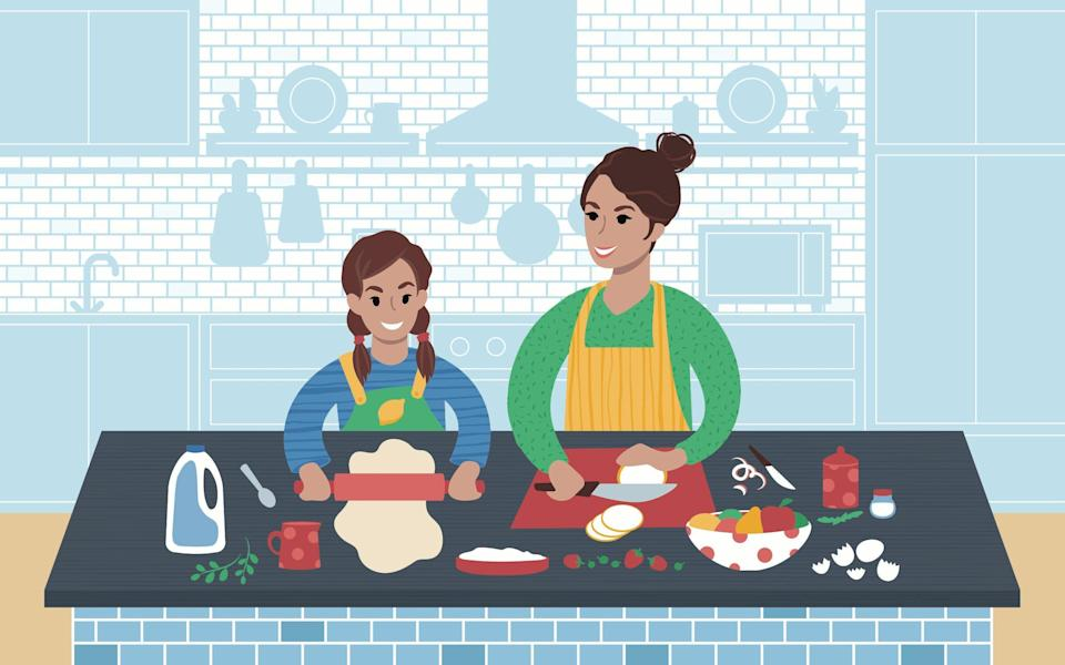 best home cooking courses summer holiday children kids 2021 - Getty Images
