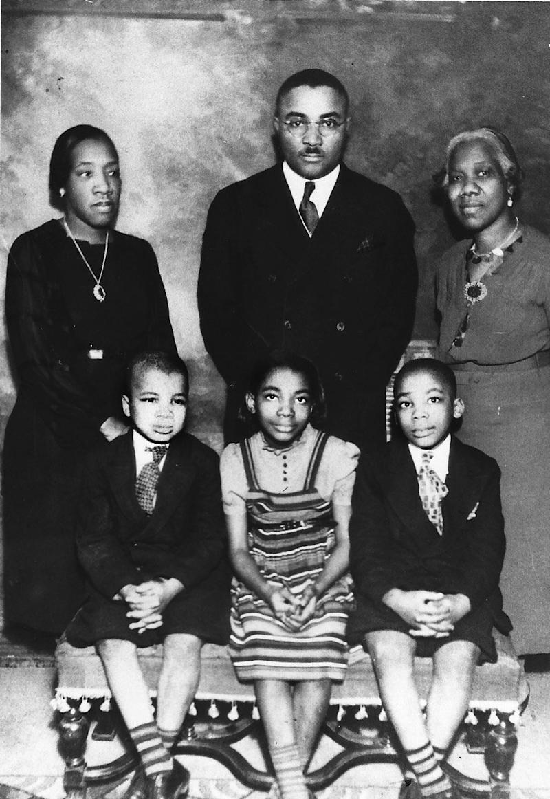 What Martin Luther King Sr. Wrote About His Son's Death