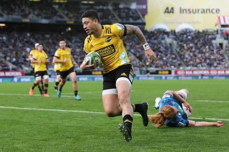 Ben Lam joined Bordeaux-Begles on a two-year deal from the Hurricances after the end of Super Rugby Aotearoa