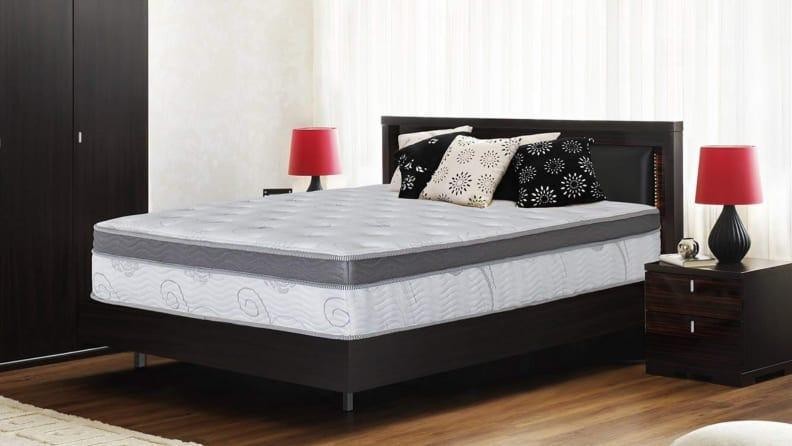 This mattress is among the highest-rated on Amazon.
