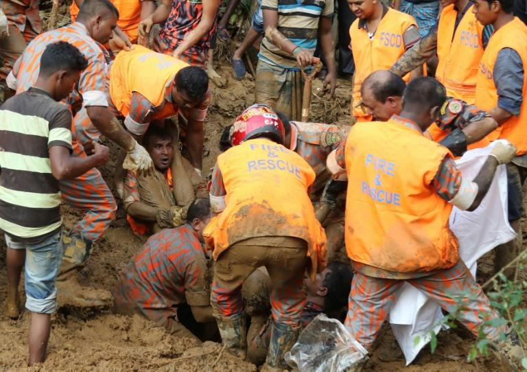 Two siblings killed in another Khagrachhari landslide