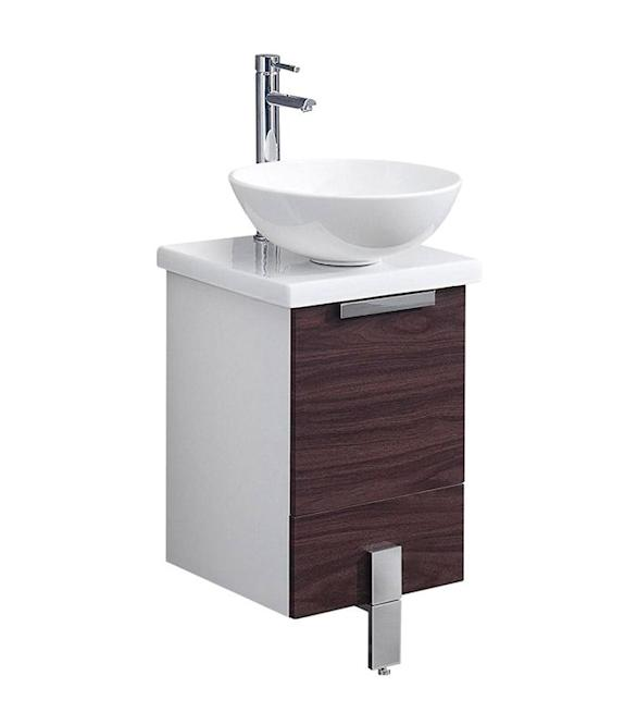 8 Vanities For Small Bathrooms To Make The Most Of Your Space