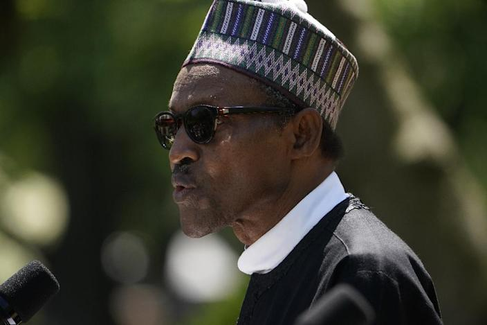 Nigeria's All Progressives Congress (APC) of the eventual election winner Muhammadu Buhari asked for 27.5 million naira just to stand in the party's presidential primary in 2015 (AFP Photo/Mandel NGAN)