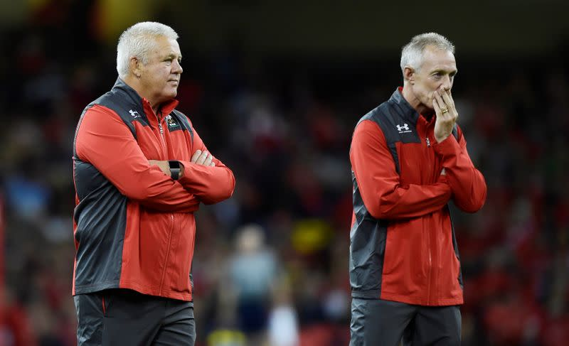 Former Wales coach Howley takes up Canada role