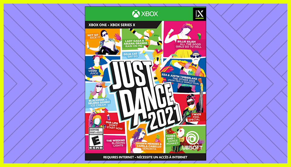 Save 42 percent on Just Dance 2021 for Xbox Series X/S. (Photo: Amazon)