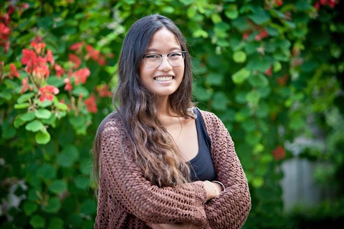 """<p>Adopted from Chongqing, China, when she was a year old, Joy Ruppert has encountered her share of racial insensitivity.</p> <p>""""People pulling their eyes back or trying to speak Japanese to me,"""" says the sophomore from Encinitas, California. """"Those things shouldn't be happening today, but they are.""""</p> <p>Determined to end racial discrimination, Ruppert joined <a href=""""https://www.encinitas4equality.org/"""" rel=""""nofollow noopener"""" target=""""_blank"""" data-ylk=""""slk:Encinitas4Equality"""" class=""""link rapid-noclick-resp"""">Encinitas4Equality</a>, organizing protests as a youth leader for the local community group. She then honed that message as student body vice president of her school, spearheading a coalition that has lobbied the district for a more diverse curriculum and anti-racist amendments to the student handbook.</p> <p>""""Everyone should feel heard, welcomed and represented,"""" she says. """"That's my goal.""""</p>"""