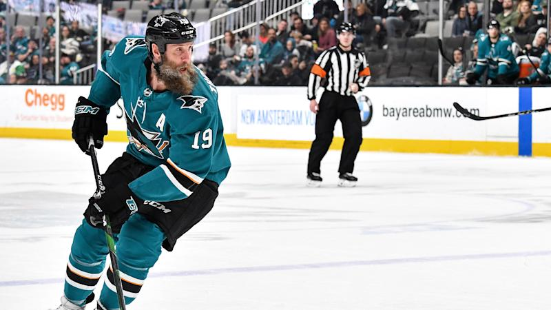 NHL rumors: Joe Thornton, Toronto Maple Leafs speculation ramping up.