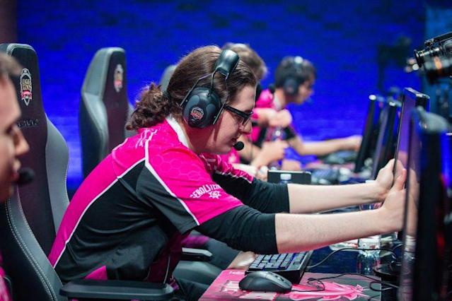 Xerxe is the jungler for Unicorns of Love and 2017 Spring's Outstanding Rookie (lolesports)