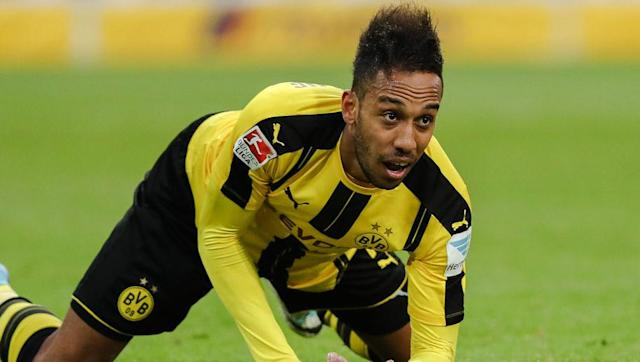 """<p>The highly sought-after striker is <a href=""""http://www.90min.com/posts/4957056-transfer-to-european-giant-appears-imminent-for-borussia-dortmund-star-following-showdown-talks"""" rel=""""nofollow noopener"""" target=""""_blank"""" data-ylk=""""slk:expected"""" class=""""link rapid-noclick-resp""""> expected</a> to leave the Signal Iduna Park after much speculation this season, with the French capital his next destination as part of a €70m move. </p>"""