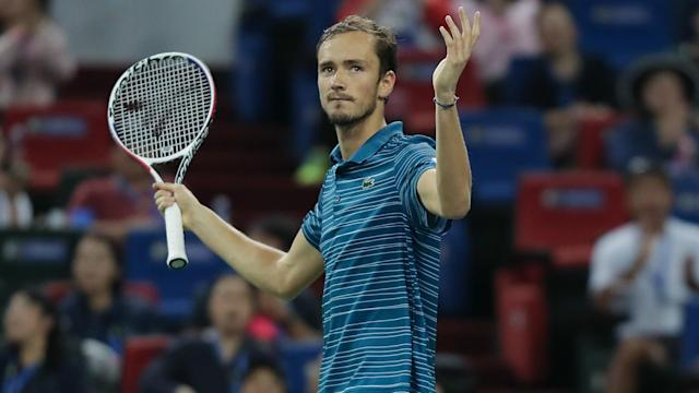 After easing past Matteo Berrettini in the last four, Alexander Zverev will meet Daniil Medvedev in the final of the Shanghai Masters.