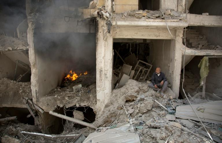 Aleppo has seen some of the worst fighting in Syria's five-year war