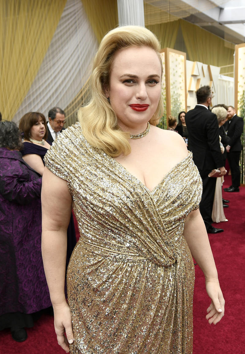 Rebel Wilson attends the 92nd Annual Academy Awards at Hollywood and Highland on February 09, 2020 in Hollywood, California.