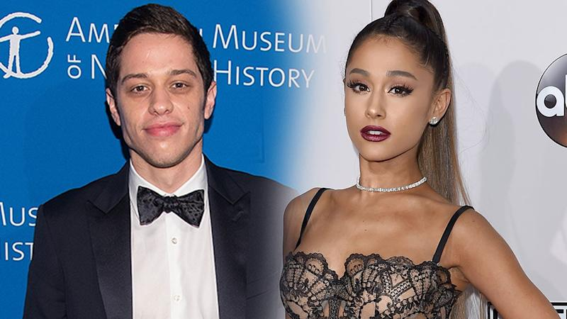 The 'Saturday Night Live' star swiped his account clean on Monday, after performing at a surprise pop-up show over the weekend, where he answered questions about Ariana Grande engagement.