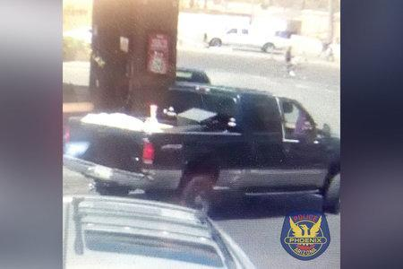 Missing Truck Pd
