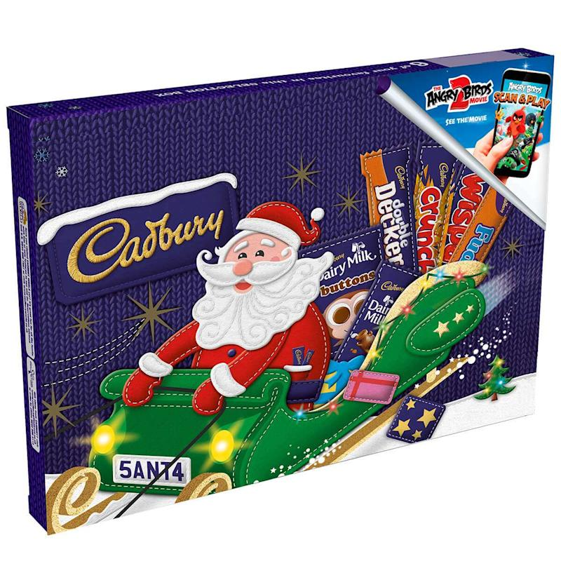 After customer backlash, Cadbury has reintroduced the Fudge to its selection boxes [Photo: Cadbury]
