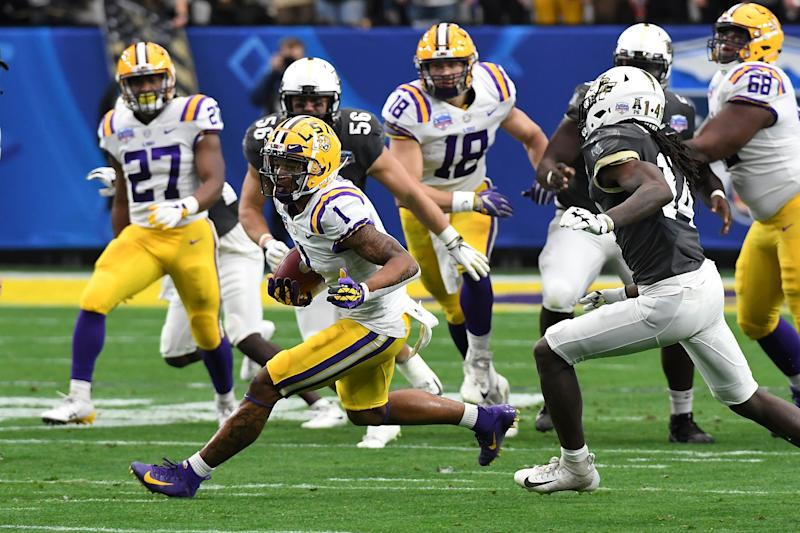 Fiesta Bowl: 3 takeaways from LSU's win over UCF