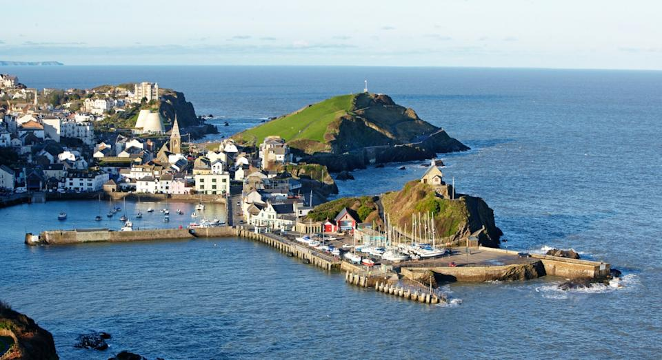 Ilfracombe, Devon (Getty)