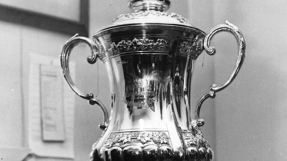 FA Cup Trophy | Central Press/Getty Images