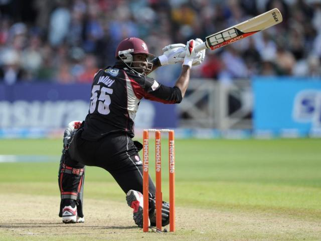 Somerset took part in the 2011 CLT20 (Getty)