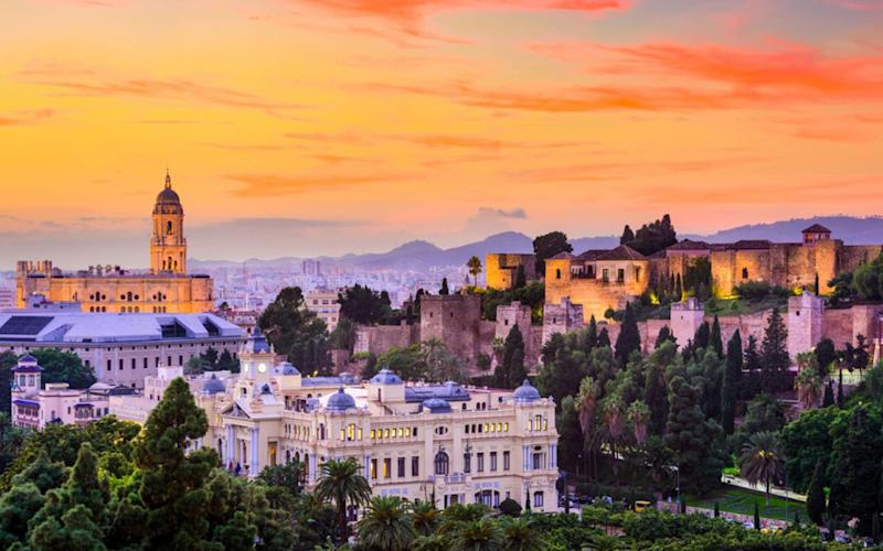Malaga boasts a sleek port, an exciting culinary scene and a rapidly growing clutch of artistic attractions
